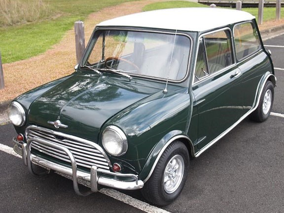 1966 Morris Mk1 Mini Cooper S – Today's Pocket Rocket Tempter