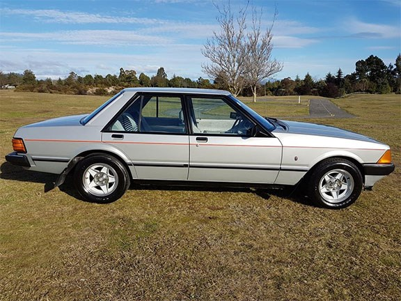1982 ford xd fairmont ghia � today�s aussie muscle tempter