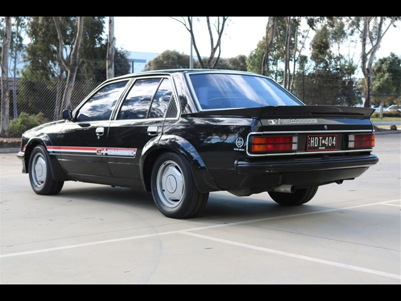 Holden HDT VC up for grabs at Grays