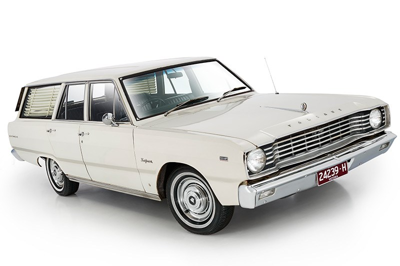 chrysler valiant wagon 1