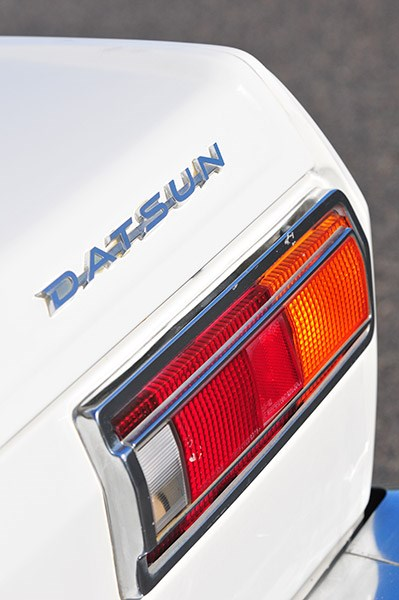 datsun tail light