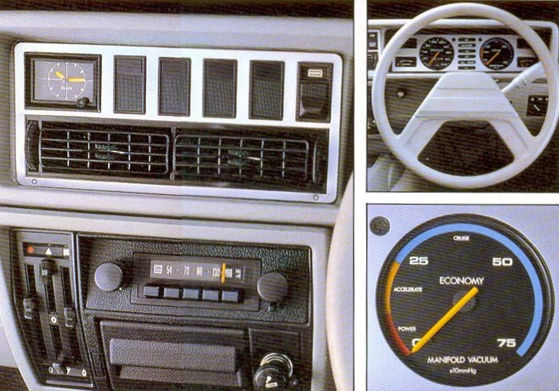 holden vb commodore console