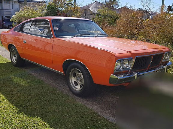 1978 Chrysler Valiant Charger