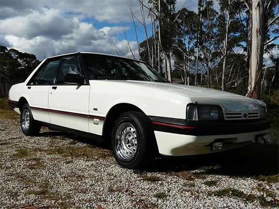 1984 Ford Falcon XF S-Pack