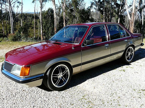 1982 Holden Commodore VH SL/X
