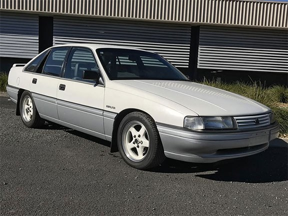1989 Holden Commodore VN Berlina