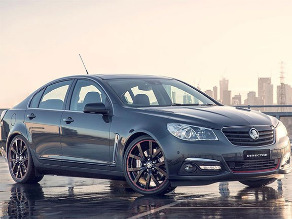 2017 Holden Commodore Director