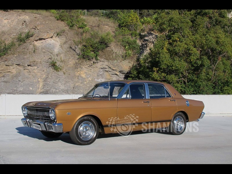 1967 Ford Falcon XR GT