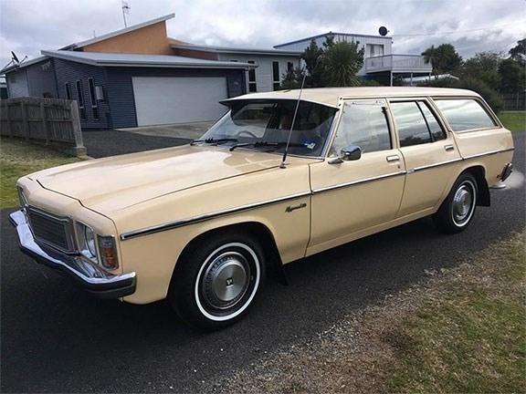 1978 Holden HZ Kingswood Wagon
