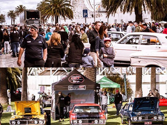 Showcars Melbourne Father's Day Car & Bike Show 2017