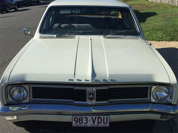 1970 Holden HT Kingswood