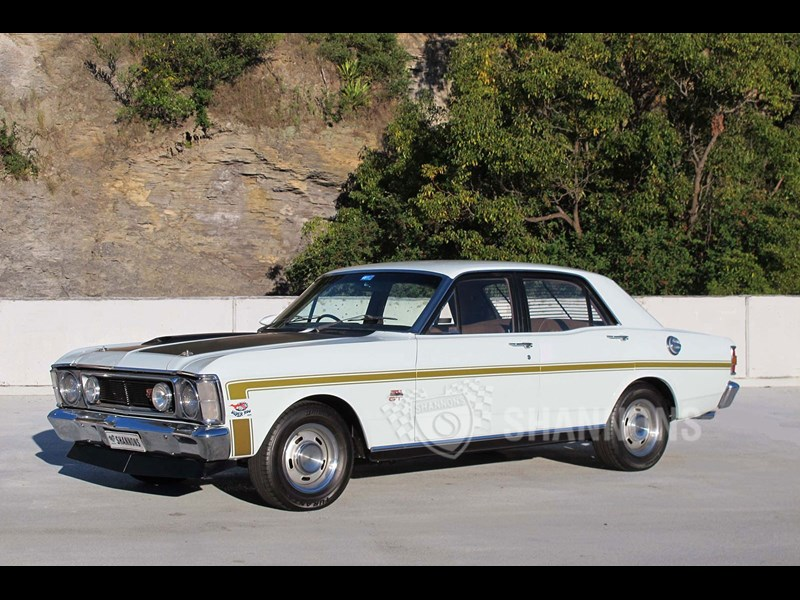 1970 Ford Falcon XW GT-HO Phase II