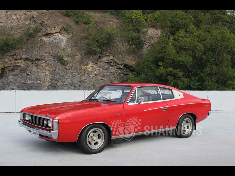 1972 Chrysler Valiant VH Charger E55 770