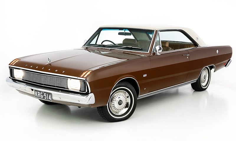 Chrysler Valiant VG Regal 770 Review