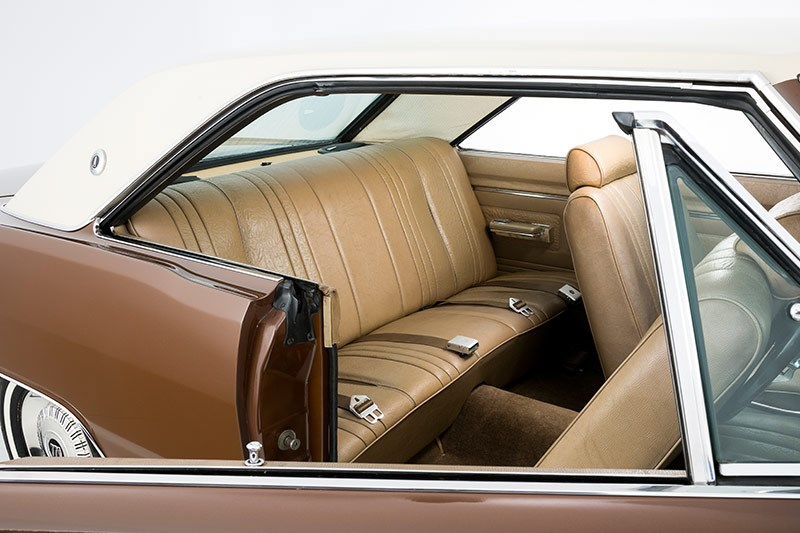 chrysler valiant interior rear