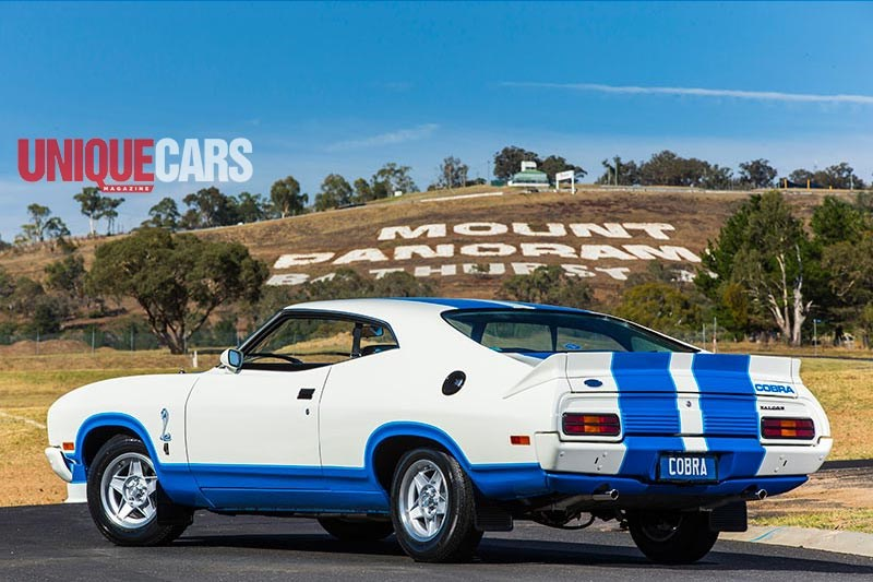 ford falcon xc cobra rear