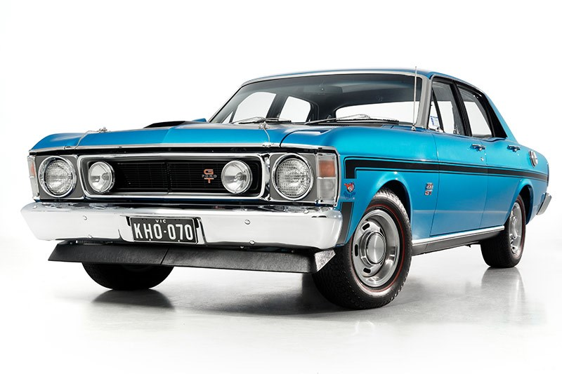 ford falcon xw gtho 2