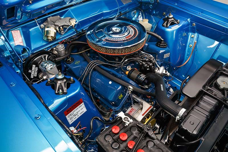 ford falcon xw gtho engine 2