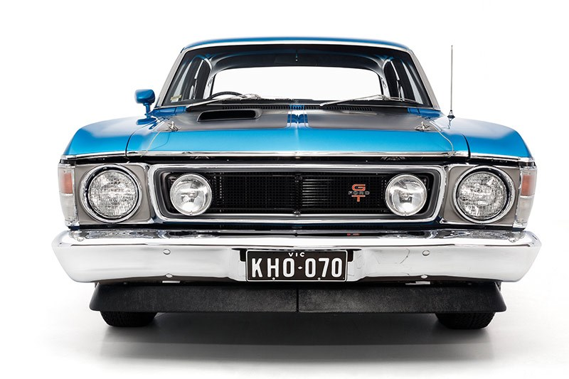 ford falcon xw gtho front