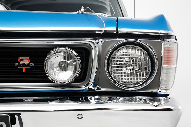 ford falcon xw gtho headlight