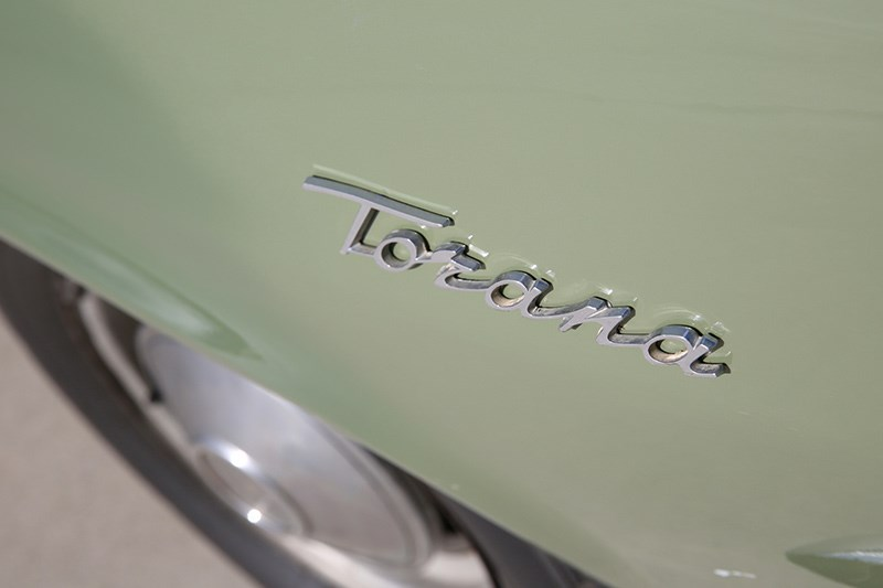 holden hb torana badge