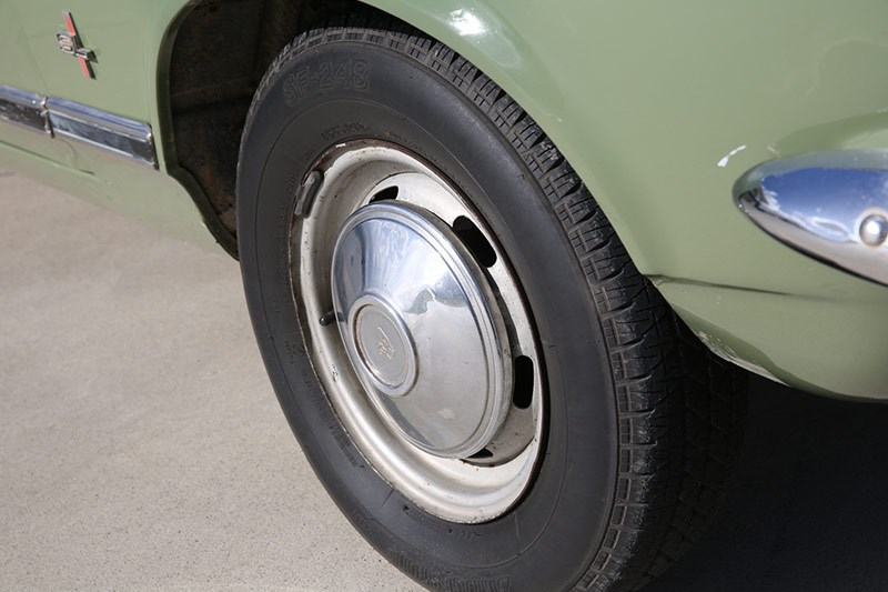 holden hb torana wheel