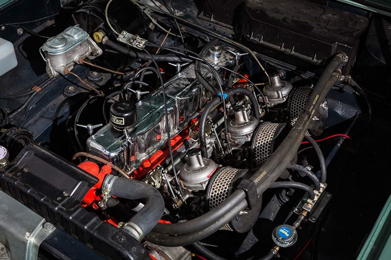 holden lc torana engine