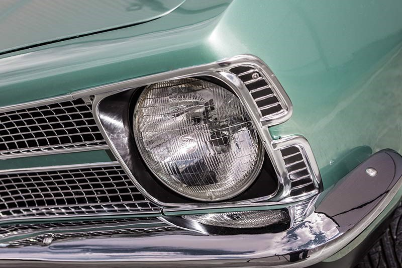holden lc torana headlight