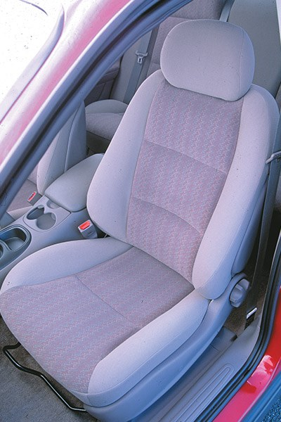 holden vt commodore seat