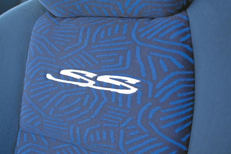 holden vt commodore ss seat