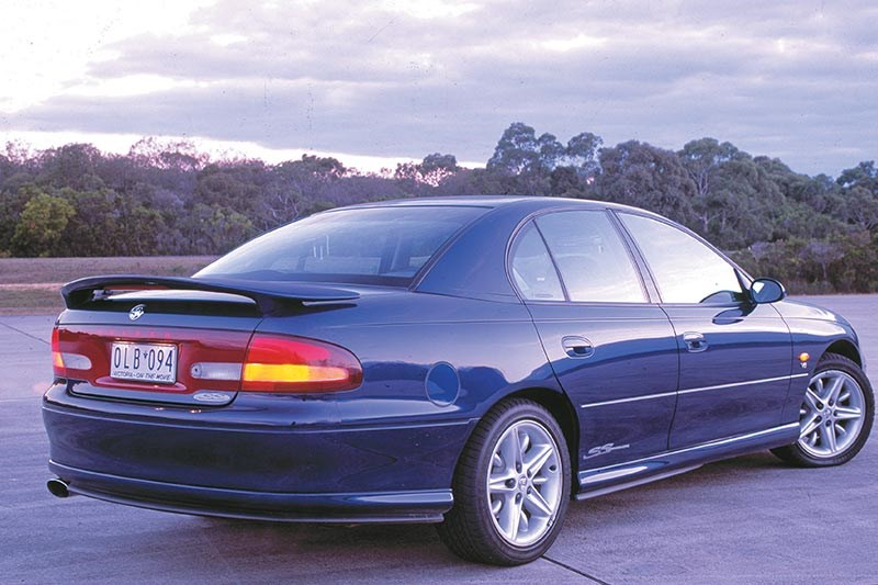 holden vt commodore ss