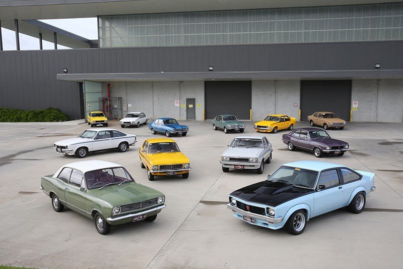 torana group shot