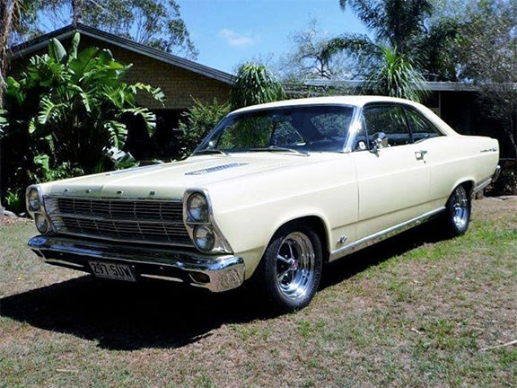 1966 Ford Fairlane 500 Xl Today S American Muscle Tempter