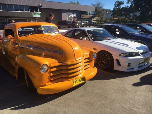 Northern Beaches Muscle Car Show