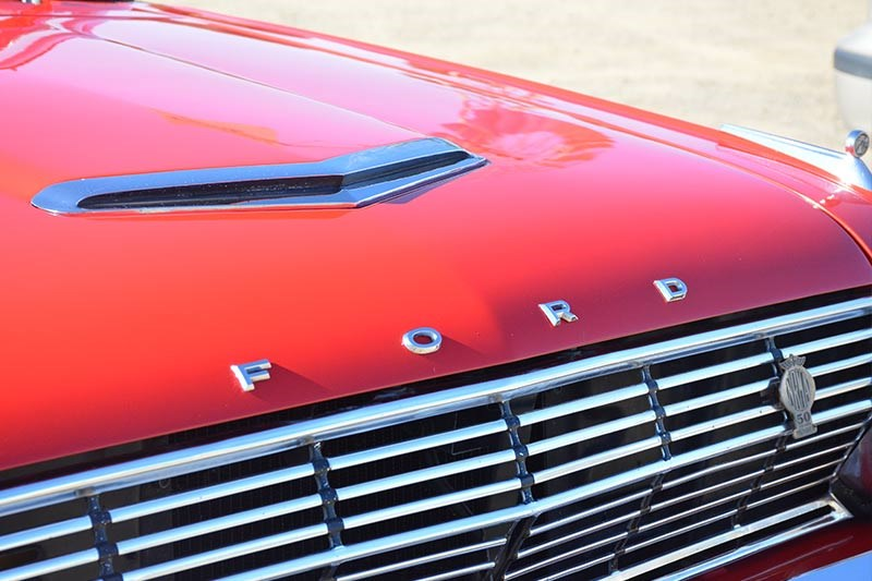 ford falcon futura bonnet