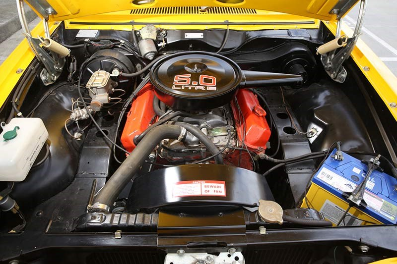 holden torana slr engine