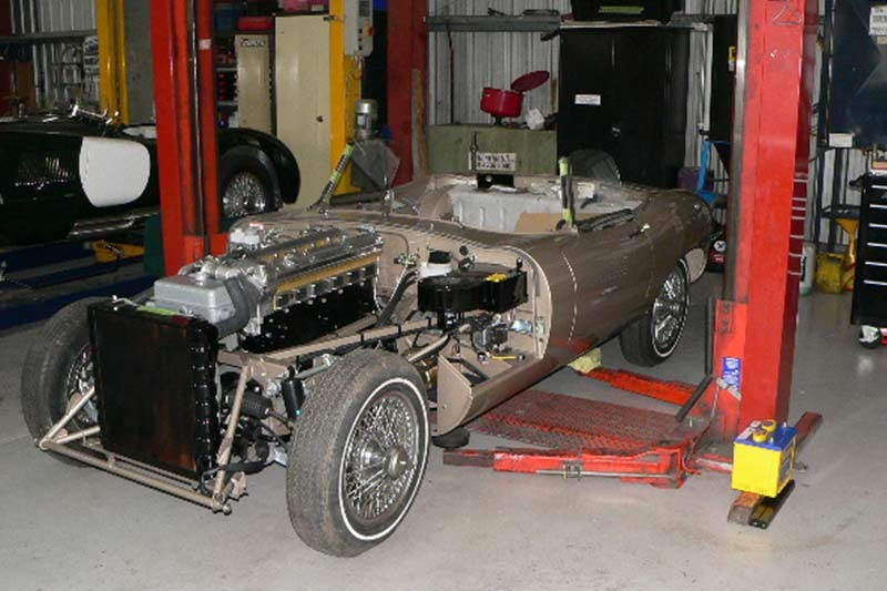 jaguar e type resto 13