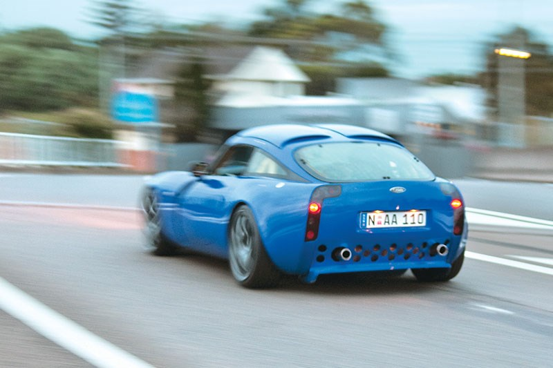 tvr onroad 2