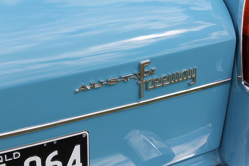 austin freeway badge