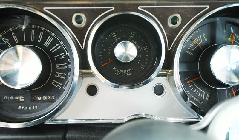 barracuda gauges