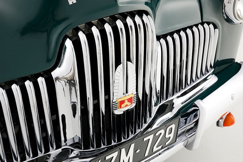 holden 48 215 grille