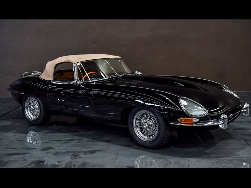 Series 1 Jaguar E-Type