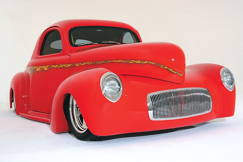 willys coupe 1