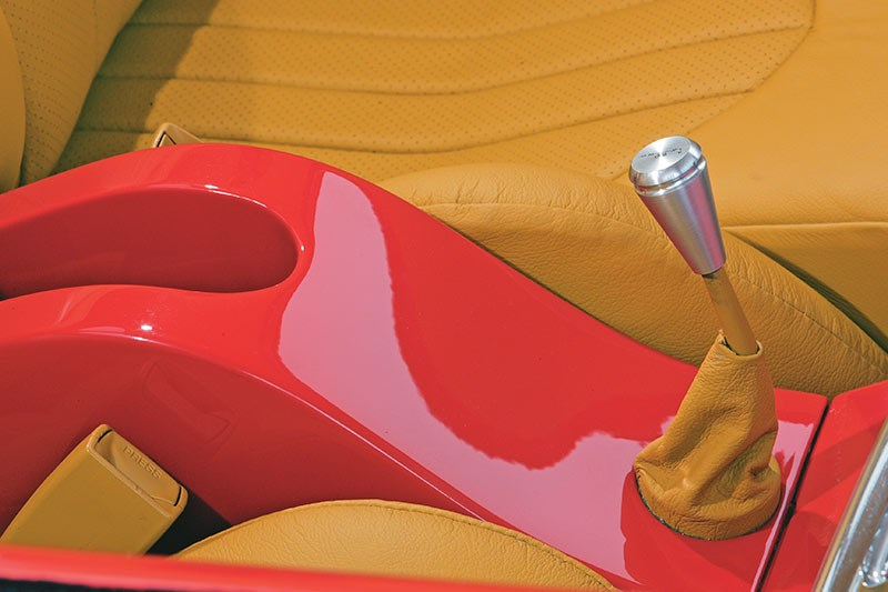 willys coupe gearstick