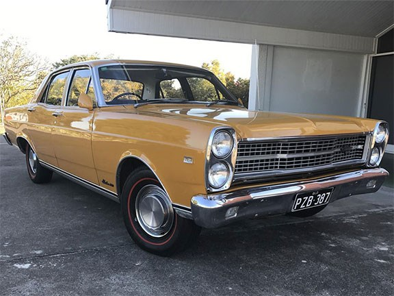 1971 ZD Ford Fairlane 500
