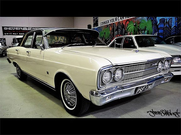 1968 ZB Ford Fairlane