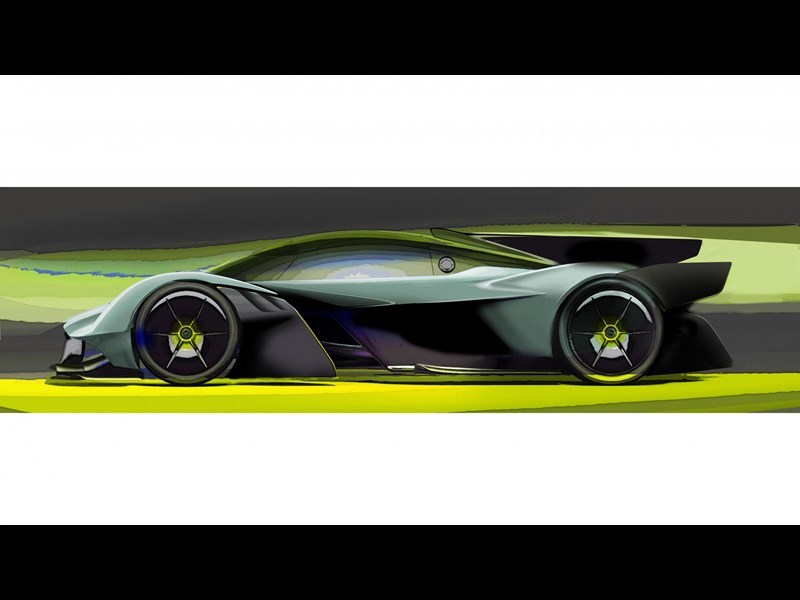 Aston Martin Valkyrie AMR Pro Preview