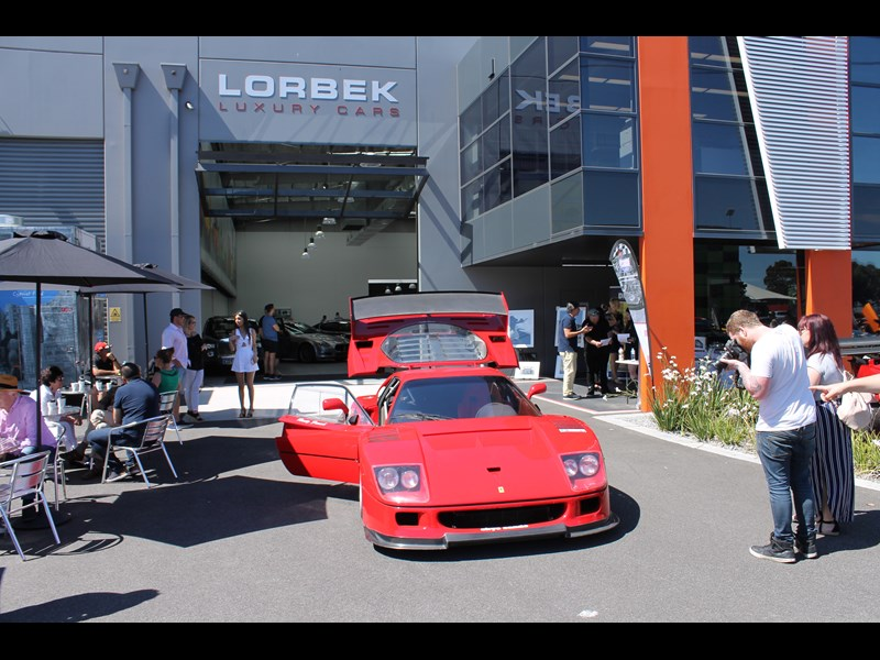 Lorbek's Supercar Sunday