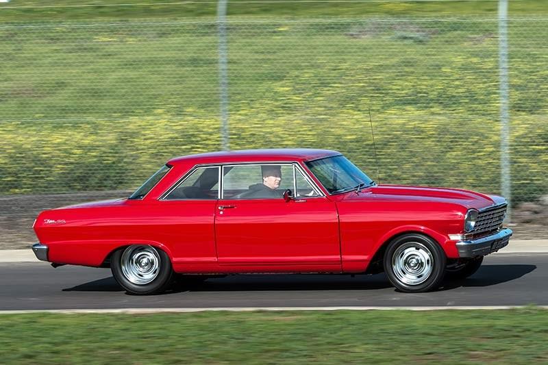 1963 Chevrolet Nova II SS - Reader Resto