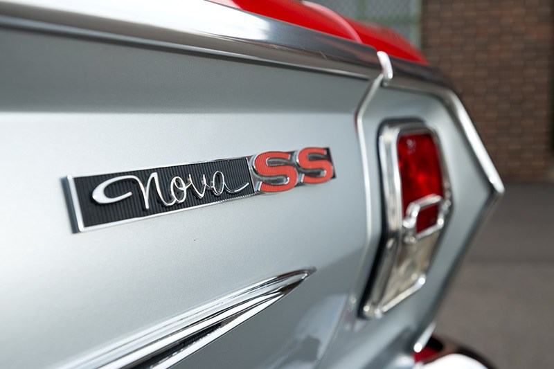 chevrolet nova badge 2